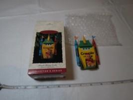 Hallmark Keepsake Ornament 1993 Crayola Crayon Bright Shining Castle #5 ... - $11.87