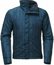 The North Face Everit Blue Wing Teal Insulated Jacket Coat Mens XL - $87.99