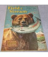 Field and Stream Outdoor Magazine September 1951 Remington Savage Winche... - $9.95