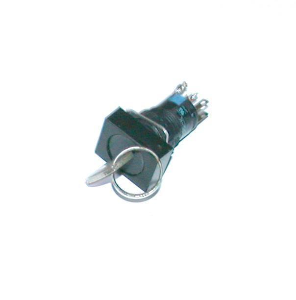 Primary image for IDEC  AS6-K  2-POSITION KEY SWITCH W/KEY  2 N.O. 2 N.C. CONTACTS