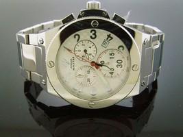 New Swiss Made Aqua Master Silver Face watch - $494.99