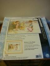 Dimensions Beach Babies Cross Stitch Kit - $19.99