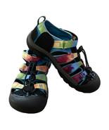 KEEN Newport Retro Original Tye Dye Water Shoes Sandals Womens Sz 5 Mult... - $39.85