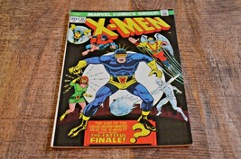 The X-Men #87 (Marvel, 1974) The Fatal Finale Mutant Master VF+ Condition - $67.63