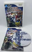 Super Smash Bros. Brawl (Nintendo Wii, 2008) CIB Complete, Tested, Working! - $16.37