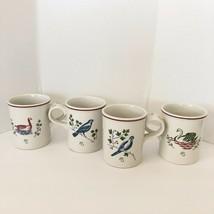 Set of 4 Mugs The Twelve Days of Christmas Johnson Brothers England- Ret... - $29.60