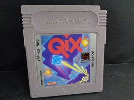 Qix Nintendo Game Boy plays in Color Advance SP System  - $8.90