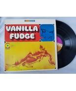 Vanilla Fudge Disque Vinyle Vintage Début 1967 Atlantic Atco Records Stéréo - $50.93