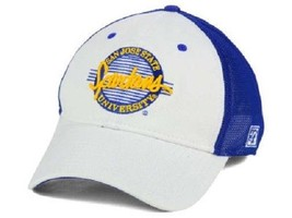 """San Jose State Spartans NCAA """"Circle"""" A-Flex Stretch Fitted Hat - $15.79"""