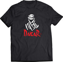 DAKAR Rally Logo Black T shirt Tees Size S-5XL - $19.99+