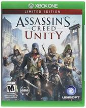 Assassin's Creed Unity Limited Edition - Xbox One [No Operating System] - $14.91