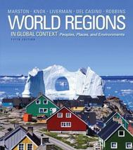 World Regions in Global Context: Peoples, Places, and Environments (5th ... - $13.99