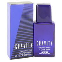 Gravity Cologne Spray 1.7 Oz For Men - $27.99