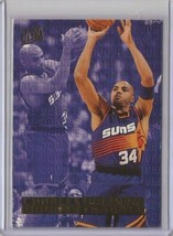 1995-96 Charles Barkley Fleer Ultra Double Trouble #1 Basketball Card - $5.95