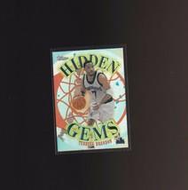2000-01 Topps Hidden Gems #HG8 Terrell Brandon Minnesota Timberwolves - $1.00