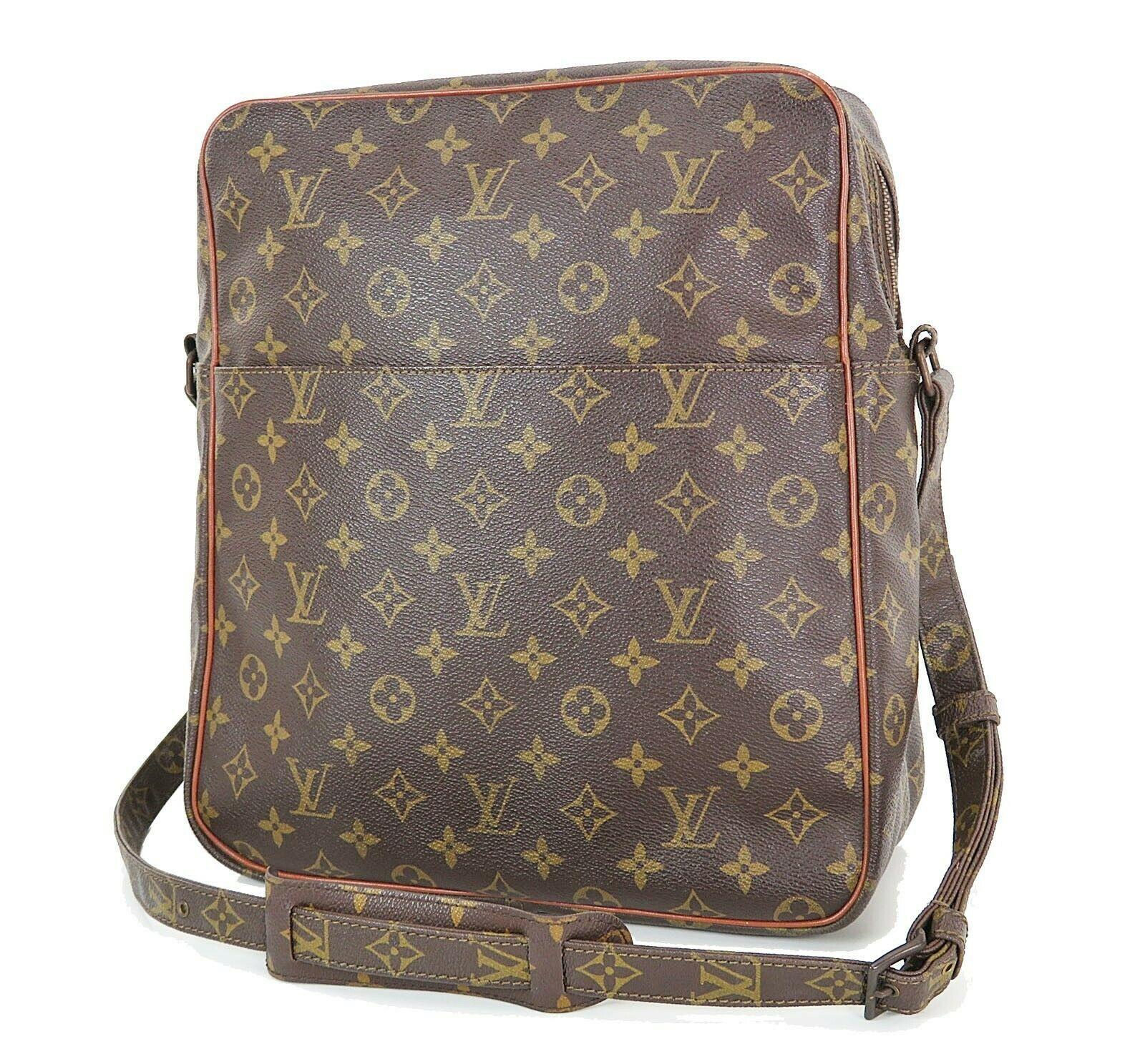 Auth VTG LOUIS VUITTON Marceau Monogram Messenger Shoulder Bag #34998