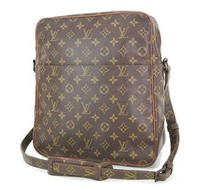 Auth VTG LOUIS VUITTON Marceau Monogram Messenger Shoulder Bag #34998 - $295.00