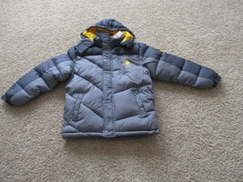 BNWT U.S. Polo Assn. Boys winter jacket, M(10-12), logo, fleece lined - $45.00