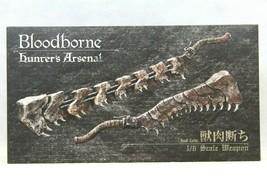 Bloodborne Hunter's Arsenal 1/6 scale Beast Cutter - $51.29