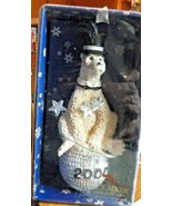 Kurt Adler Snow Bearies Christmas Tree Ornament 2000 - $15.79
