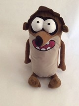 """TOY FACTORY Regular Show RIGBY THE RACCOON 18"""" plush stuffed animal toy  - $16.82"""