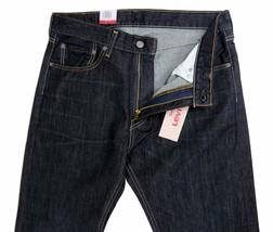 NEW LEVI'S STRAUSS 505 MEN'S ORIGINAL STRAIGHT LEG FUME JEANS PANTS 505-0550 image 4