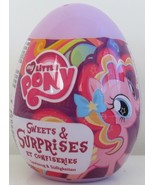 My Little Pony plastic Surprise egg with toy and candy -1 egg - FREE SHIPPING - $7.91