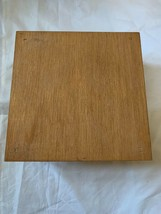 Longaberger Square Wood Riser for Cake Pie or small Picnic Basket   - $14.90