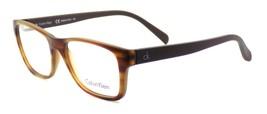 Calvin Klein CK5957 201 Unisex Eyeglasses Frames Brown 52-17-135 + Case ... - $62.32