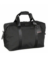 NWT TUMI Alpha FXT Duffel Travel Satchel Ballistic Nylon carry-on luggage bag  - £196.93 GBP
