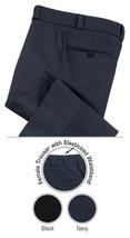 Black Dress Pants 31 Top Brass Men's Police Security EMT Fireman 609MBK New - $33.29