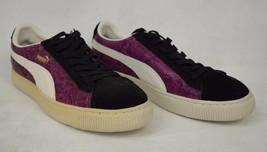Puma Shoes Reptile Lo Purple Snake Black Dahlia Sneakers 10.5 Mens 34419... - $49.44