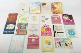 (Lot of 22) Hallmark Cards Happy Birthday & Others Disney Peanuts Looney Tunes  - $23.27