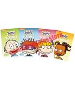 Rugrats Nickelodeon TV Series Complete Seasons 1 2 3 4 DVD Set Collectio... - $77.21