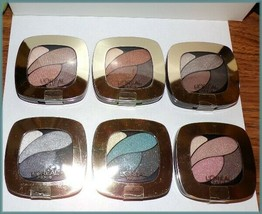 L'Oreal Colour Riche Eye Shadow Quad CHOOSE YOUR COLOR ~FREE SHIP + FREE... - $6.25