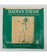 Nadia's Theme (The Young And The Restless) 1976 A&M Records 45   - $12.50