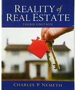 Reality of Real Estate (3rd Edition) [Paperback] Nemeth, Charles P. - $57.41