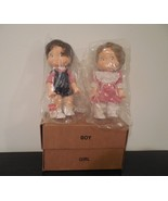 Campbells Soup Kids Dolls, Special Edition Kid Dolls Boy and Girl Set wi... - $35.00