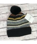 Missoni for Target Zig Zag Winter Beanie Hat Cap - $43.64