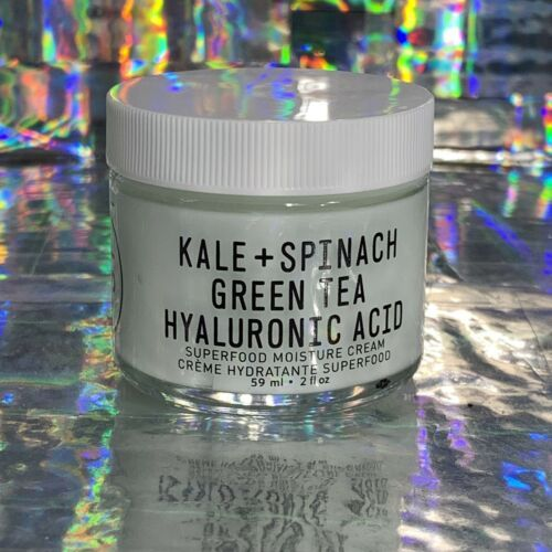 NWOB Youth To The People Kale Spinach Hyaluronic Acid Moisture Cream 59mL