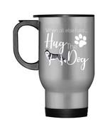 Siberian Husky Travel Mug Love My Dog Travel Mug Gift Women Kids Men - $21.99