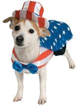 Rubie's Uncle Sam Pet Costume, Large - $89.24