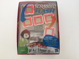 Electronic Scrabble Flash Family Game                                   ... - $7.84