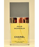 Chanel Pour Monsieur Eau de Toilette Concentree Edt 75ml 2.5 Fl. Oz. Old... - $449.90
