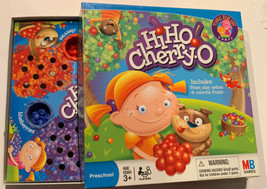 Hi Ho! Cherry-O Preschool Counting Board Game Learning Math + Extra Red Cherries - $5.93