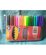 Washable Fineline Markers  20-ct. Packs Art Crafts Back to School Non Toxic - $6.92