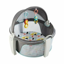 On-the-Go Portable Baby Dome with 2 Removable Toys, Windmill - $97.70