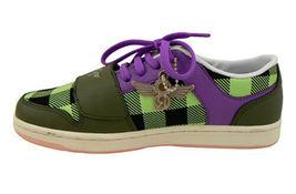 Creative Recreation Womens Military Purple Grape Buffalo Cesario Lo Shoe Sneaker image 3