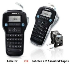 Portable Label Maker, Easy Use, One Touch Smart Keys, Large Display Orga... - $53.27+