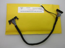 """Sanyo 48"""" FVD48R4 Main Board TP.MS3393.PC821 LVDS Cable to T-Con Board - $16.95"""